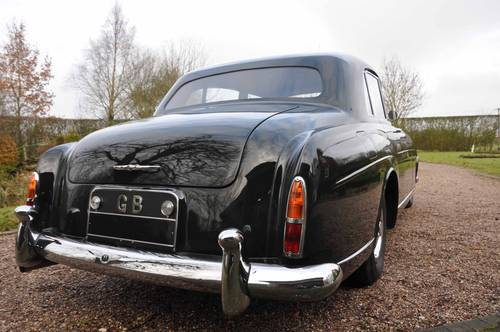 1956 Bentley S1 Sports Saloon (Rare 7401 suicide door model) For Sale (picture 2 of 6)
