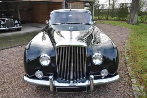 1956 Bentley S1 Sports Saloon (Rare 7401 suicide door model) For Sale (picture 3 of 6)