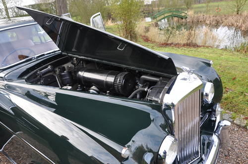 1956 Bentley S1 Sports Saloon (Rare 7401 suicide door model) For Sale (picture 5 of 6)
