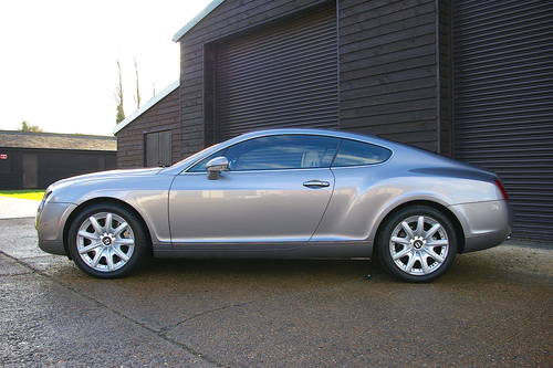 2004/54 Bentley Continental 6.0 W12 GT Auto (50,894 miles) SOLD (picture 1 of 6)