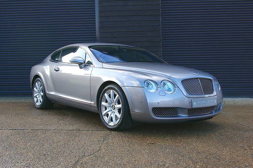 2004/54 Bentley Continental 6.0 W12 GT Auto (50,894 miles) SOLD (picture 2 of 6)