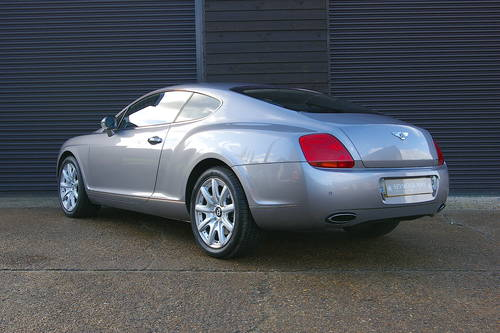 2004/54 Bentley Continental 6.0 W12 GT Auto (50,894 miles) SOLD (picture 3 of 6)