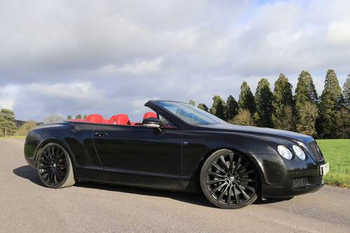 2007 BENTLEY GTC For Sale (picture 1 of 6)