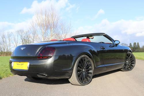 2007 BENTLEY GTC For Sale (picture 6 of 6)