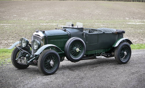 1929 Bentley 4.5 Litre Le Mans **NOW SOLD** For Sale (picture 1 of 6)