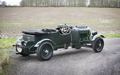 1929 Bentley 4.5 Litre Le Mans **NOW SOLD** For Sale (picture 2 of 6)