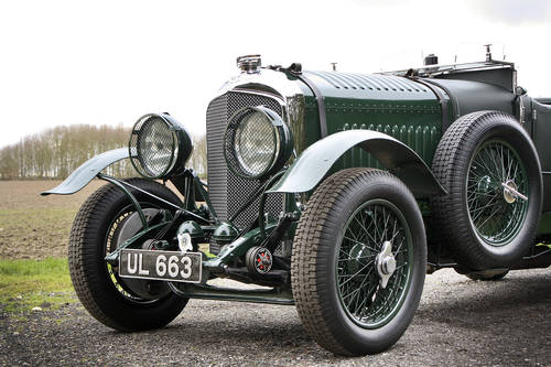 1929 Bentley 4.5 Litre Le Mans **NOW SOLD** For Sale (picture 3 of 6)