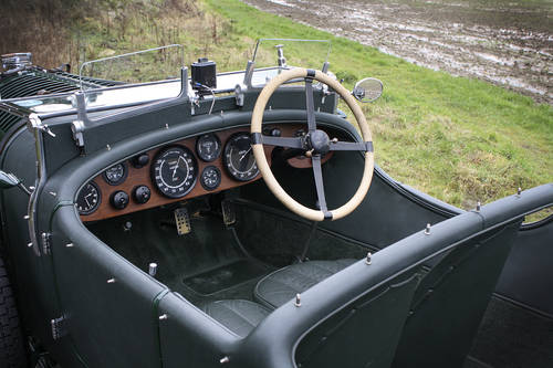 1929 Bentley 4.5 Litre Le Mans **NOW SOLD** For Sale (picture 4 of 6)