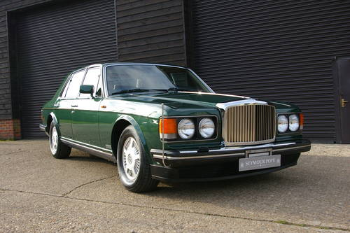 1989 Bentley 6.75 Mulsanne S Automatic Saloon (7,547 miles) SOLD (picture 2 of 6)