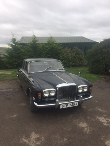 1970 BENTLEY T1  AUTO  SOLD (picture 4 of 5)