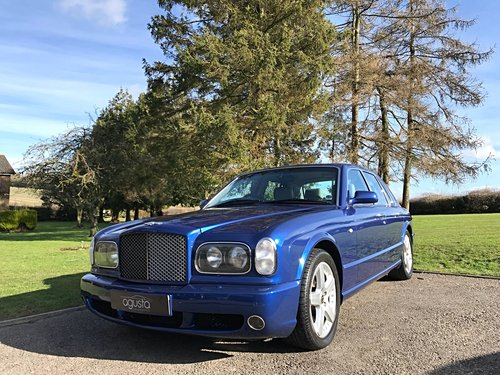 2002 BENTLEY ARNAGE T 6.8 For Sale (picture 1 of 6)