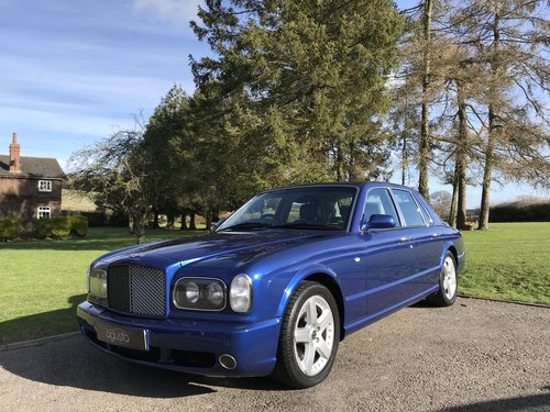 2002 BENTLEY ARNAGE T 6.8 For Sale (picture 2 of 6)