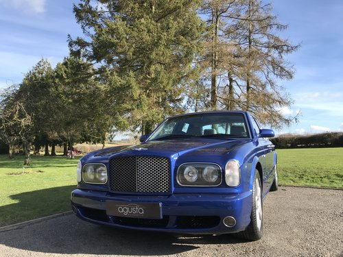2002 BENTLEY ARNAGE T 6.8 For Sale (picture 3 of 6)