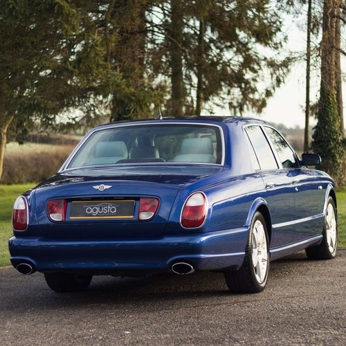 2002 BENTLEY ARNAGE T 6.8 For Sale (picture 4 of 6)