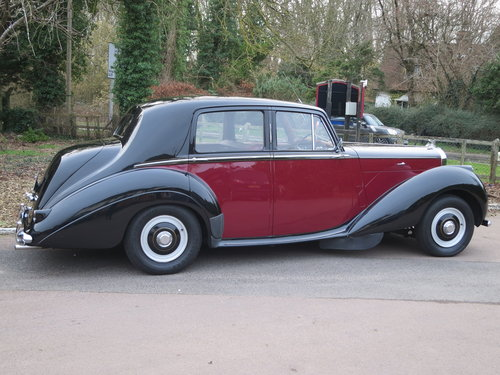 1955 Bentley R Type Standard Steel Saloon Auto  For Sale (picture 2 of 6)