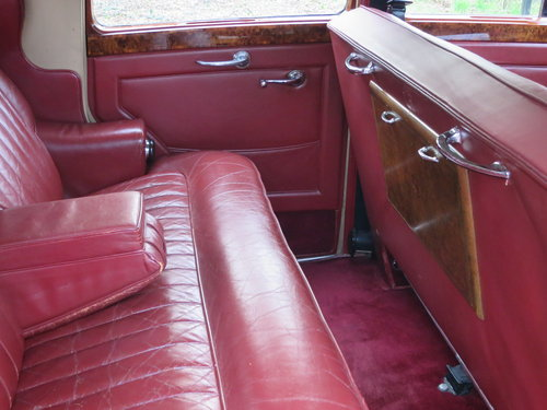 1955 Bentley R Type Standard Steel Saloon Auto  For Sale (picture 6 of 6)