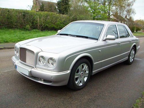 2004 ('05 Model) BENTLEY ARNAGE R SOLD (picture 1 of 6)