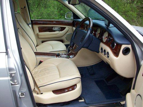 2004 05 Model Bentley Arnage R For Sale Car And Classic