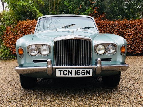 1973 BENTLEY T1 - SUPERB VALUE  SOLD (picture 3 of 6)