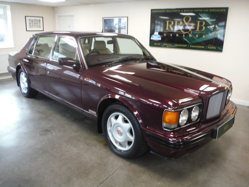 1997 Bentley Turbo R For Sale (picture 1 of 6)