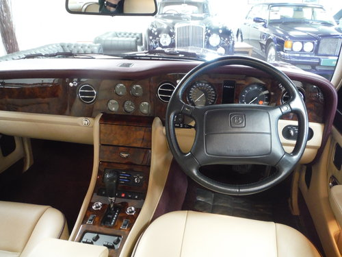 1997 Bentley Turbo R For Sale (picture 4 of 6)