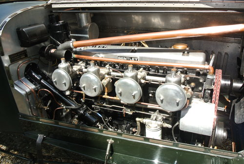 1950 BENTLEY 6 1/4 LITRE SPEED EIGHT                 Racing Green For Sale (picture 3 of 3)