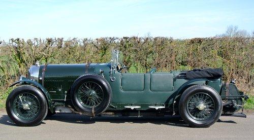 1950 BENTLEY 6 1/4 LITRE SPEED EIGHT                 Racing Green For Sale (picture 1 of 3)