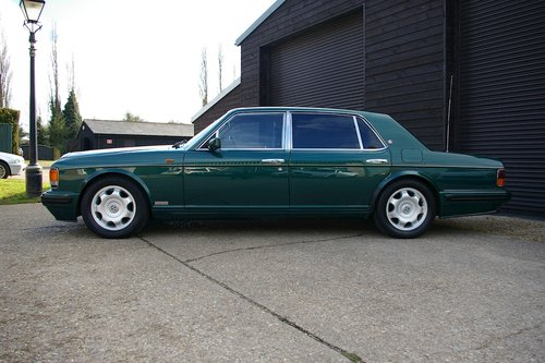 1996 Bentley Turbo RL 6.75 Automatic Saloon (26,645 miles) For Sale (picture 1 of 6)