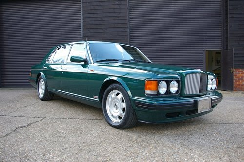 1996 Bentley Turbo RL 6.75 Automatic Saloon (26,645 miles) For Sale (picture 2 of 6)