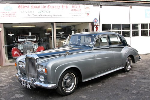 1963 Bentley S3 For Sale (picture 1 of 4)