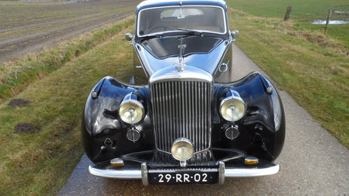 1949 Bentley VI '49 SOLD (picture 2 of 6)