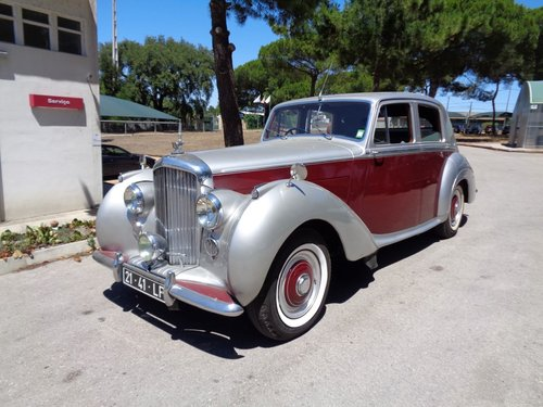 1954 Bentley R-Type  For Sale (picture 1 of 6)