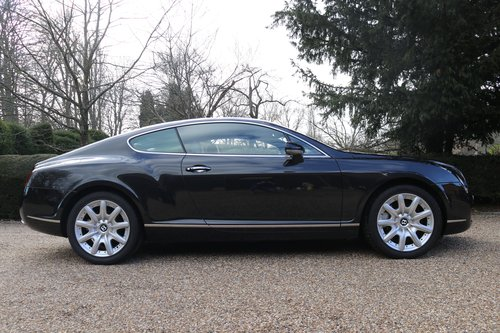 2006 BENTLEY GT COUPE For Sale (picture 5 of 6)