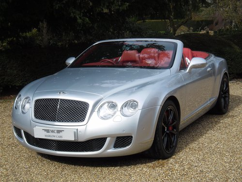 2009 BENTLEY GTC SPEED For Sale (picture 1 of 6)