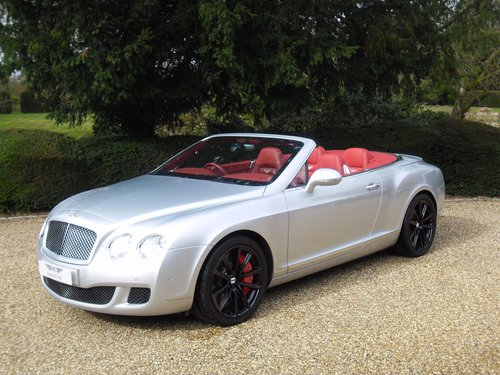 2009 BENTLEY GTC SPEED For Sale (picture 2 of 6)
