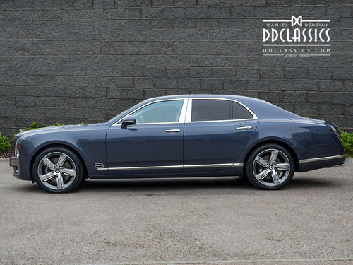 2016 Bentley Mulsanne Speed V8 (RHD) SOLD (picture 3 of 6)