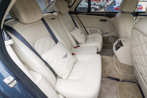 2016 Bentley Mulsanne Speed V8 (RHD) SOLD (picture 4 of 6)