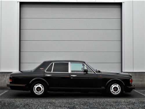 1989 Bentley Turbo R 6.8 Black auto 75000 miles LHD SOLD (picture 2 of 6)