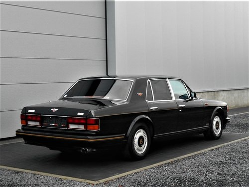 1989 Bentley Turbo R 6.8 Black auto 75000 miles LHD SOLD (picture 3 of 6)