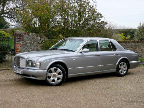 1998 Bentley Arnage Green Label For Sale (picture 1 of 6)