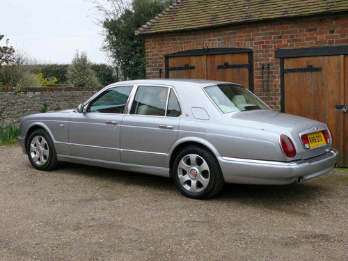 1998 Bentley Arnage Green Label For Sale (picture 2 of 6)