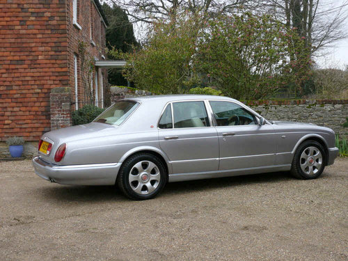 1998 Bentley Arnage Green Label For Sale (picture 3 of 6)