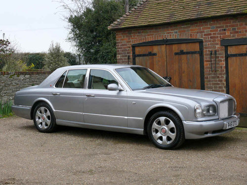 1998 Bentley Arnage Green Label For Sale (picture 4 of 6)