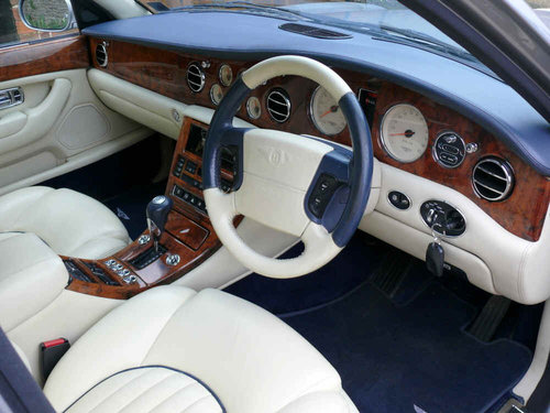 1998 Bentley Arnage Green Label For Sale (picture 5 of 6)