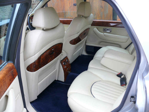 1998 Bentley Arnage Green Label For Sale (picture 6 of 6)