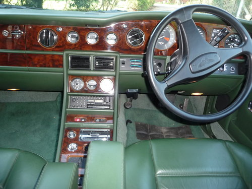 Bentley Turbo R 1989 32500 miles nearly new! For Sale (picture 6 of 6)