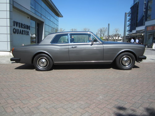 1980 Bentley Corniche FHC 5000 Series For Sale (picture 3 of 6)
