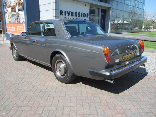 1980 Bentley Corniche FHC 5000 Series For Sale (picture 4 of 6)