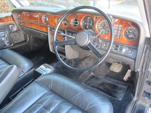 1980 Bentley Corniche FHC 5000 Series For Sale (picture 5 of 6)