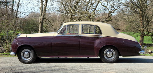 1955 LHD Bentley S1 Sports Saloon B292LAN For Sale (picture 3 of 6)
